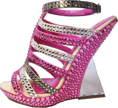 PSD Detail  Pink Diamond Heels  Official PSDs