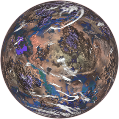 light beige planet mars - photo #35