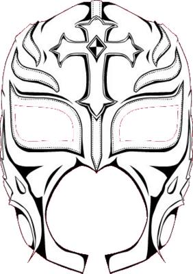 Psd Detail Rey Misteryo Mask Official Psds