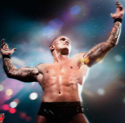 RKO Randy Orton PSD