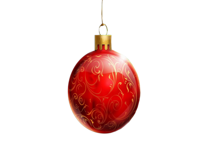 PSD Detail | Red Ornament | Official PSDs