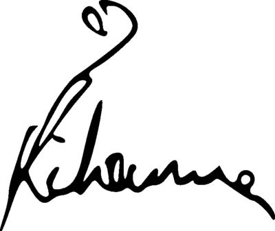 PSD Detail | Rihanna's Official Signtaure (: | Official PSDs
