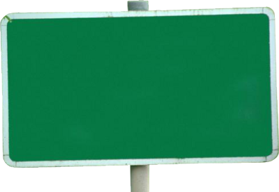 The gallery for --> Blank Highway Sign Vector Green Road Sign Png