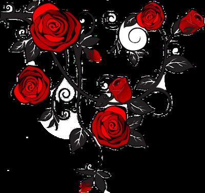 PSD Detail | Rose Vine | Official PSDs