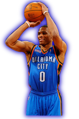 PSD Detail | Russell Westbrook | Official PSDs