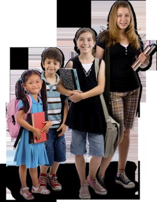 PSD Detail   SCHOOL KIDS   Official PSDs