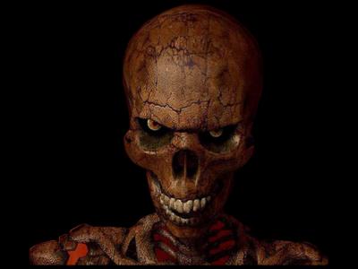 Spooky Scary Skeletons Scary-Skeleton-psd37031