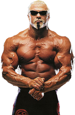 In The World Of Professional Entertainment Wrestling Bigger Is Better And Scott Steiner No Exception This Hulking M Was Involved With Wwe