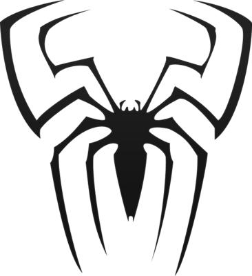 Black spiderman logo - photo#20