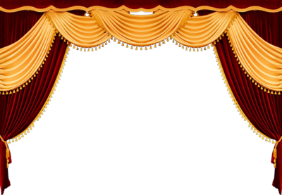 Image Result For Yellow Stage Curtains