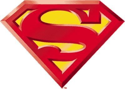 PSD Detail | Superman Logo | Official PSDs