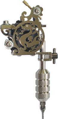 PSD Detail | Tattoo machine | Official PSDs
