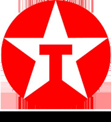 psd detail texaco logo official psds
