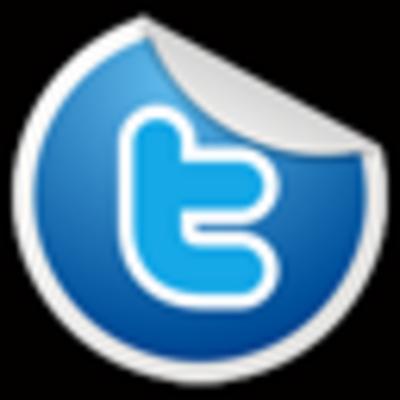 twitter icon vector logo