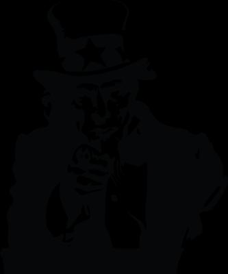 PSD Detail | Uncle Sam Vector | Official PSDs