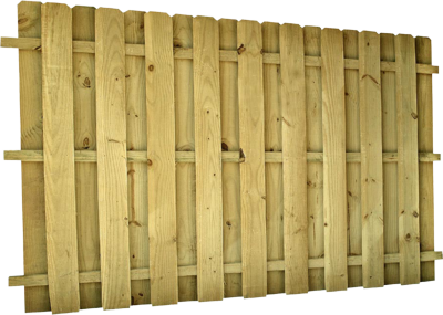 Backyard Fences | Outdoor Structures - Yard and Garden Decor
