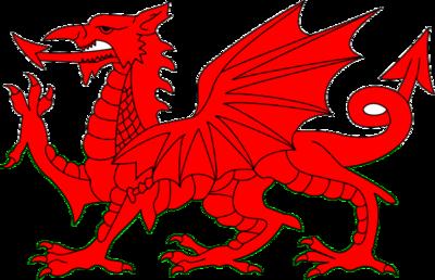 PSD Detail   Welsh Dragon   Official PSDs