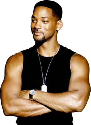 Will Smith   PSD Detail Will Smith