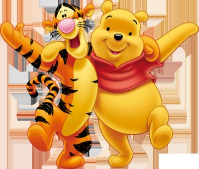 winnie pooh und tigger