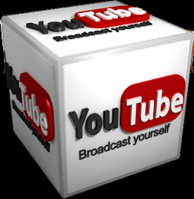 канала шаблон оформление youtube
