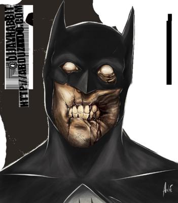 Good vs. Evil in Batman