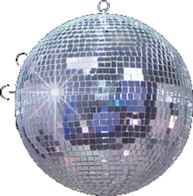 Psd detail bola de disco official psds - Bola de discoteca de colores ...