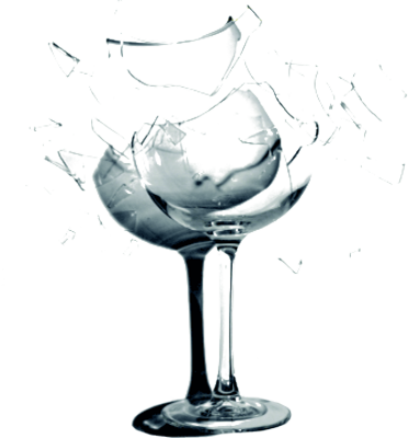 PSD Detail | broken glass | Official PSDs