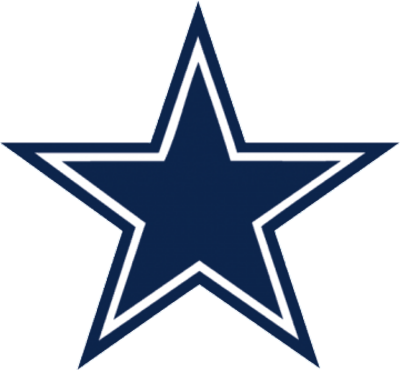 PSD Detail Dallas Cowboys Star Official PSDs