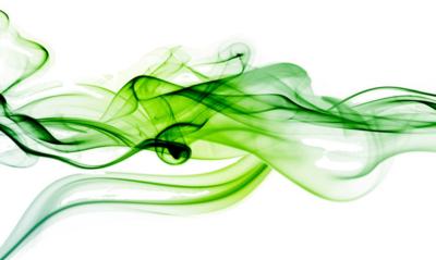Как сделать эффект на зеленом фоне