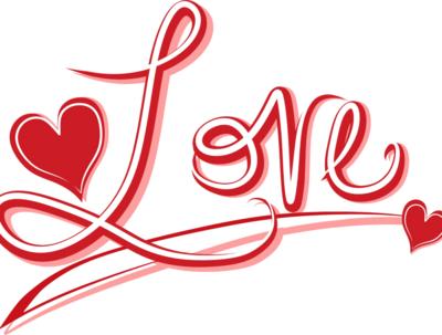 image logo love
