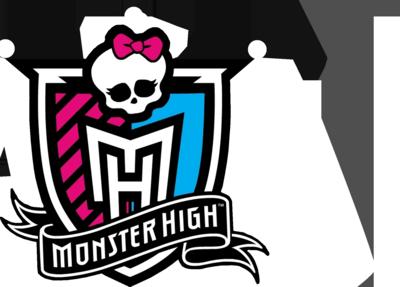PSD Detail Monster High Logo Official PSDs