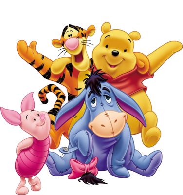 pooh and friends PSD. Filesize: 2.13 MB. Dimensions: 786x1024