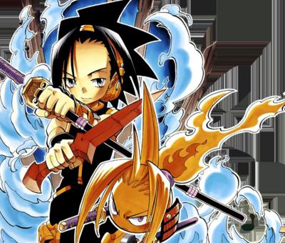 Ultimate Multiverse Heroes Tournament Yoh-asakura-psd62534